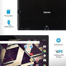 "NeuTab N11P 10.1"" Tablet Android 6.0 Octa Core 16GB Bluetooth Dual Cam WiFi PAD"