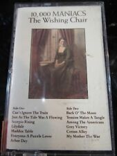 10000 MANIACS THE WISHING CHAIR - CASSETTE TAPE~