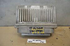 1997 Oldsmobile Achieva Engine Control Unit ECU 16217058 Module 26 11E3