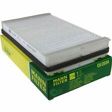 Original MANN-FILTER Filter Innenraumluft Pollenfilter Innenraumfilter CU 2534