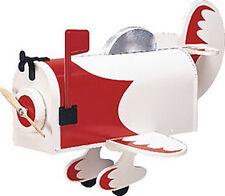 Airplane Mailbox Post Mount - Handmade - More Than A Mailbox