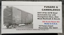 Funaro F&C 8441 DT&I Automobile X37B Boxcar YOUNGSTOWN DOORS Alan Wood PRR  1-Pc