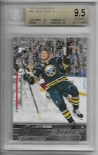 JACK EICHEL 2015-16 Upper Deck Young Guns BGS 9.5 WOW!