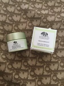 Dr. Andrew Weil for Origins Mega-Bright Dark Circle Minimizer 0.5 oz /15ml NIB