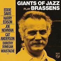 Giants Of Jazz Play Brassens von Eddie Davis   CD   Zustand gut