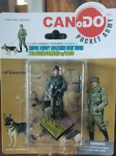 DRAGON/CAN.DO 1/35 MG42 HEAVY MACHINE GUN TEAM FELDFENDARMERIE MP40 W/DOGS
