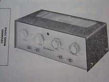GROMMES 10PG8 AMP AMPLIFIER PHOTOFACT