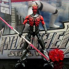 STAR WARS the clone wars DARTH MAUL cyborg CW08