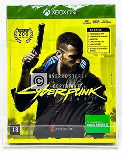 Cyberpunk 2077 - Xbox One - Brand New | REGION FREE | Portuguese Cover