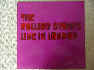 THE ROLLING STONES -Live in London ( RARE BOOTLEG 1973)