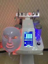 7in1 Oxygen Inject Machine Peel Hydra RF BIO Mask Facial Deep Clean dermabrasion