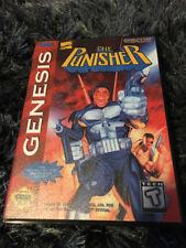 The Punisher SEGA Mega Drive USA Version - Custom Game - Grade AAA+++