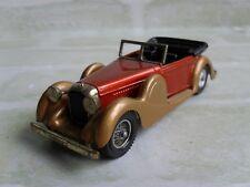 MATCHBOX - 1938 LAGONDA DROPHEAD COUPE Y-11 - MODEL CAR