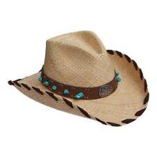 Un tamaño estilo vaquero del oeste sombreros para De mujer  2656d37e343
