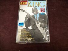 "ALBERT KING ""MEAN MEAN BLUES"" CS TAPE SEALED KING BLUES USA 1993 CHICAGO BLUES"