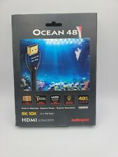 Audioquest Ocean 48gbps 2.5ft HDMI Cable 4K/8K/10K