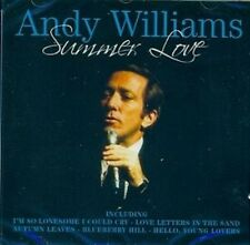 ANDY WILLIAMS SUMMER LOVE CD