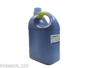 Gallon Yellow Bulk ink for HP Canon Lexmark Dell Brother