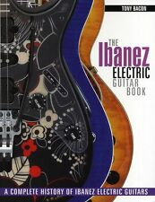 The Ibanez Electric Guitar Learn Reference History Japanese Guitar Music Book