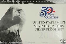 United States Mint, Silver Proof State Quarters. 2005 S