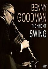 USED (LN) Goodman, Benny - King Of Swing: Video Collection (2013) (DVD)