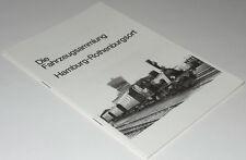 Die Fahrzeugsammlung Hamburg-Rothenburgsort