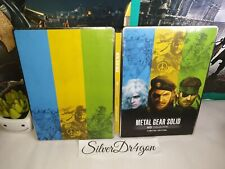 Metal Gear Solid HD Collection Xbox360 Game Steelbook Limited Edition