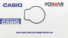 Casio Gasket / Back Seal Rubber, For .Ws-300