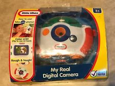 Little Tikes My Real Digital Camera w/LCD Screen NEW factory sealed Real & Tough