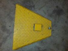 """Cub Cadet 60 """" Haban Mower Deck Belt Guard/Shield 982 1872 1912 1914 2072 2084"""