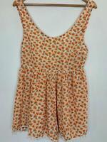 Rumor Boutique Women's Shorts Watermelon Jumpsuit Sz 8 A8-09 ~ Free AU Post!