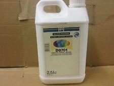 PPG D8701 Additive Thinner Medium   2.5 litre    Deltron Standard Reducer