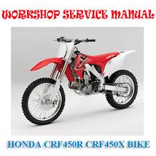 honda crf50f digital workshop repair manual 2004 2012