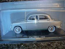 FIAT 1900 A 1954  HACHETTE SCALA 1/43