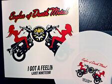 Eagles Of Death Metal – I Got A Feelin (Just Nineteen) WHITE VINYL SINGLE EODM