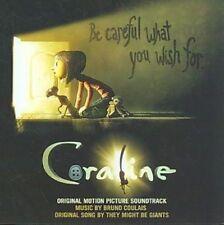 Bruno Coulais - Coraline [Original Motion Picture Soundtrack] (Original Soundtrack/Film Score, 2009)