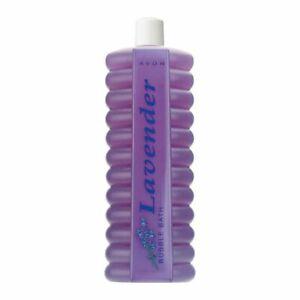 Avon Lavender Bubble Bath 500ml ~Brand New~ Free Postage ~