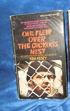 One Flew Over the Cuckoo's Nest Ken Kesey's PB 1975 Jack Nickolson