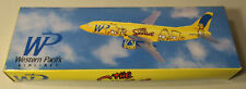 New Western Pacific Airlines Boeing 737-300 plastic model airplane The Simpsons