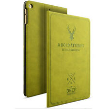 Bolsa de diseño backcase Smart Cover verde para Apple iPad por 10.5 2017, funda protectora, funda