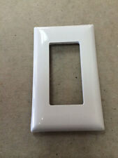 1 Quiet Switch Plate Cover White Mobile Home Parts