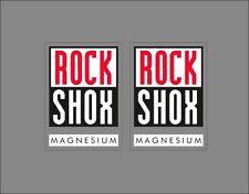 ROCK SHOX MAG 20 FORK / SUSPENSION DECAL SET