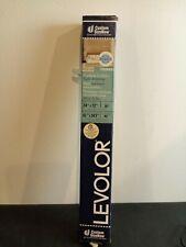 LEVOLOR 24 x 72 SAND Light Filtering Cordless Polycotton Cordless Cellular Shade