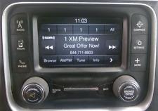2014 Dodge Ram 1500 2500 3500 Bluetooth Satellite Uconnect Display Radio OEM RA2