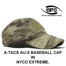 OPS / UR-TACTICAL BASEBALL CAP IN A-TACS AU-X