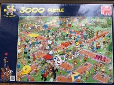 JAN VAN HAASTEREN 3000 PIECE JIGSAW - CRAZY GOLF - BRAND NEW AND SEALED