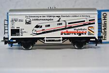 Marklin HO 4415 Schweiger Model Train Shop Wagon Light Use