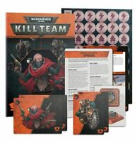 Starn's Disciples Kill Team Rules Cards Tokens Missions Warhammer 40K Cults GSC