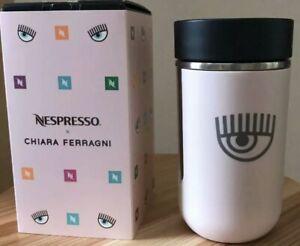 Nespresso x Chiara Ferragni Stainless steel Nomad Travel Mug,300 ml,pink,Limited