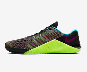 Nike Metcon 5 AMP Mens Trainers Gym Shoes New Multiple Sizes Box Has No Lid